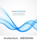 abstract colorful template... | Shutterstock . vector #388300486