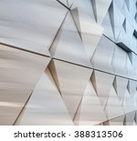 abstract architectural ... | Shutterstock . vector #388313506