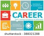career design illustration... | Shutterstock .eps vector #388321288