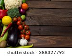 fruits and vegetables    Shutterstock . vector #388327792