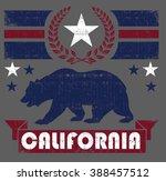 star bear | Shutterstock .eps vector #388457512