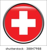 medical sign in glossy button... | Shutterstock .eps vector #38847988