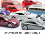 small toy cars | Shutterstock . vector #388498876