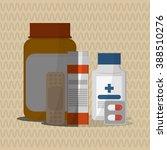 medical care design  | Shutterstock .eps vector #388510276