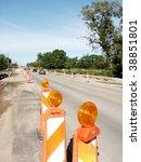 road work   Shutterstock . vector #38851801