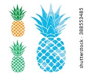 Pineapple Illustration ...