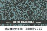 vector camouflage | Shutterstock .eps vector #388591732