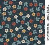 decorative seamless pattern...   Shutterstock .eps vector #388715362