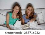 friendship  people  pajama... | Shutterstock . vector #388716232