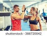 sport  fitness  lifestyle ... | Shutterstock . vector #388720042