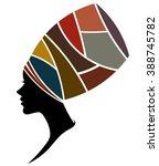 illustration vector of african...   Shutterstock .eps vector #388745782