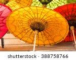 Birmania Umbrellas