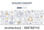 doodle vector illustration of...   Shutterstock .eps vector #388788742