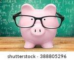 pig. | Shutterstock . vector #388805296