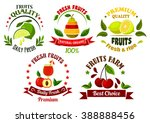 greengrocery market design with ... | Shutterstock .eps vector #388888456