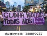sao paulo  brazil  march 08 ... | Shutterstock . vector #388890232
