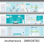 info graphic of medical... | Shutterstock .eps vector #388928782