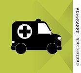 medical icon design | Shutterstock .eps vector #388934416