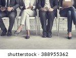 business people meeting... | Shutterstock . vector #388955362