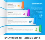 infographic design elements.... | Shutterstock .eps vector #388981846