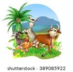 3d rendered illustration of... | Shutterstock . vector #389085922