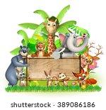 3d rendered illustration of... | Shutterstock . vector #389086186