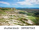 Crimea Cretaceous Landscapes
