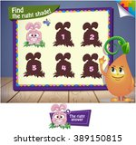 visual game for children. find ... | Shutterstock .eps vector #389150815