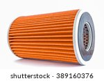 new fuel filter cartridge with... | Shutterstock . vector #389160376