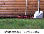 Brooms  Shovel  Gardening