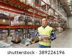 wholesale  logistic  technology ...   Shutterstock . vector #389226196