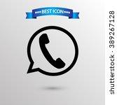 call app  icon vector eps 10...