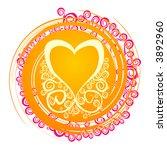 heart | Shutterstock .eps vector #3892960