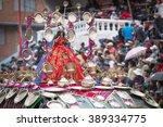 oruro  bolivia   feb 05   06 ... | Shutterstock . vector #389334775