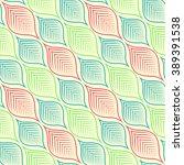 leaves diagonal pattern ... | Shutterstock . vector #389391538