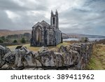 Dunlewey Church Ruins In The...