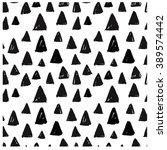seamless geometric graphics... | Shutterstock .eps vector #389574442