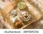 mushrooms champignon with...
