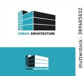 building. construction of... | Shutterstock .eps vector #389685832