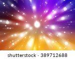 christmas multicolored... | Shutterstock . vector #389712688