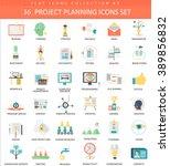 vector finance business project ... | Shutterstock .eps vector #389856832