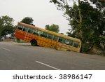 Agra   June 18  Bus Accident....