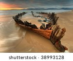 The Sunbeam  Ship Wreck On Th...