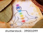 traditional alternative therapy ...   Shutterstock . vector #39001099