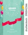 Grand Opening Vertical Banner....