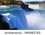 Niagara Falls From Usa....