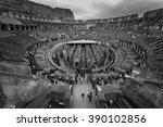 rome  italy   1 january 2016  ...   Shutterstock . vector #390102856