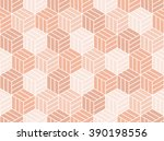 abstract geometric with pattern ... | Shutterstock .eps vector #390198556