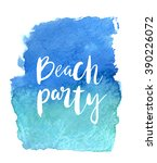 "motivation poster ""beach party"" ... 