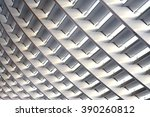 white roof   background and... | Shutterstock . vector #390260812